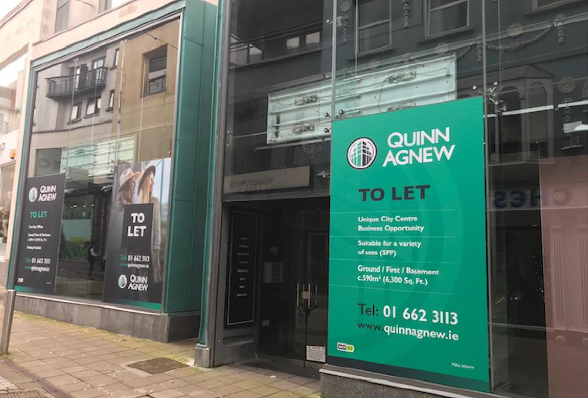 Quinn Agnew Window Graphic