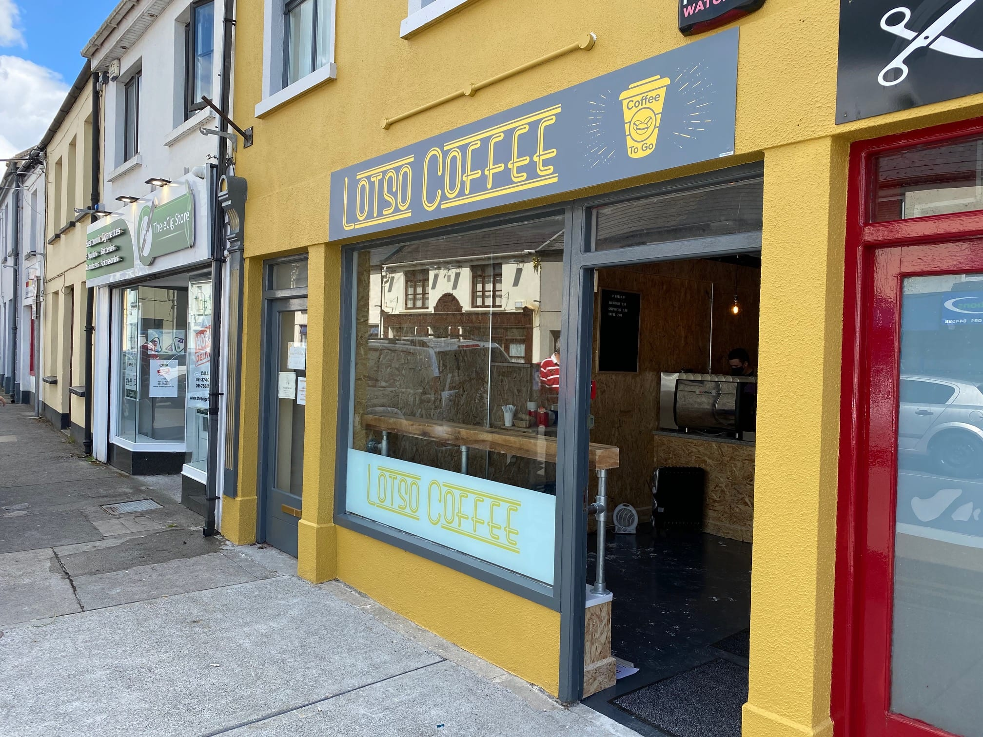 Lotso Coffee, Athenry