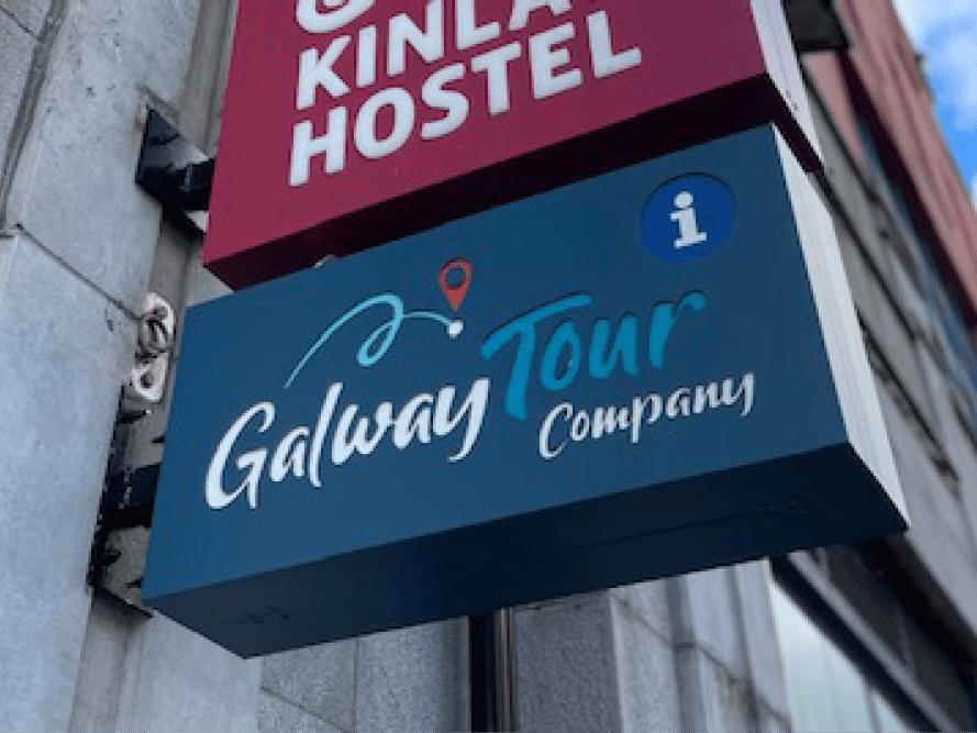 Galway Tour Company Lighbox