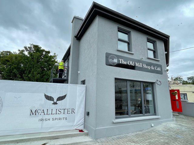 External Signs for McAllister Distillers
