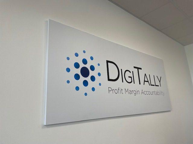 Internal Sign for Digi Tally