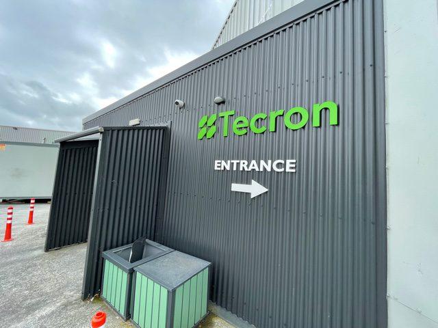 External Signs for Tecron